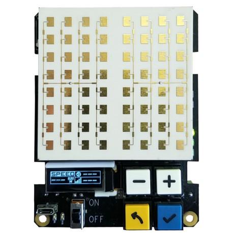 Barley V2 Microprocessor Doppler Radar Board