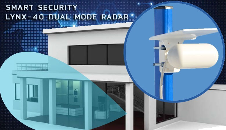 LYNX-40 Smart Security Radar